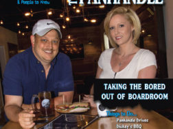 Around The Panhandle | July & August 2015