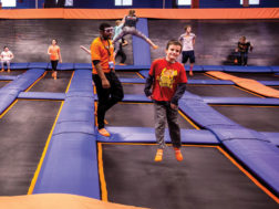 The Sky's The Limit at Sky Zone
